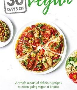 30 Days of Vegan